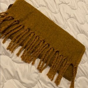 Cozy and soft winter blanket / scarf / wrap